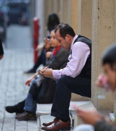 Discriminan empleadores a los de 40 y más años; sin trabajo, más de 469 mil mujeres y hombres