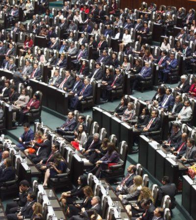 NUEVOS ALIADOS: Cede PVEM cinco diputados y da a Morena mayoría absoluta en San Lázaro