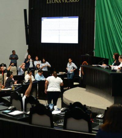ATRAE CONGRESO REVISIÓN DE LA POLÉMICA CONCESIÓN DE TRASPORTE EN CANCÚN: Piden diputados al Cabildo de BJ información, acta de Cabildo y dictámenes sobre prórroga