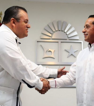 Rompeolas: Pone Carlos Joaquín a prueba la autonomía municipal