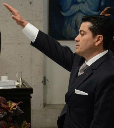 Denuncia Consejero espionaje en el Poder Judicial de Veracruz; halló cámaras y micrófonos ocultos