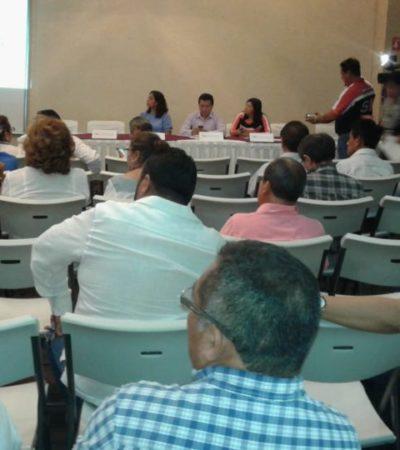 Existen severos problemas en la educación brindada a alumnos con discapacidad, denuncian docentes ante legisladores federales de Morena