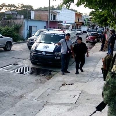 Ejecutan a ex regidor panista y a su hijo en Papantla, Veracruz