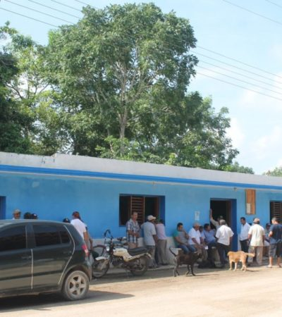 Ejidatarios posponen venta de balneario de Yalahau