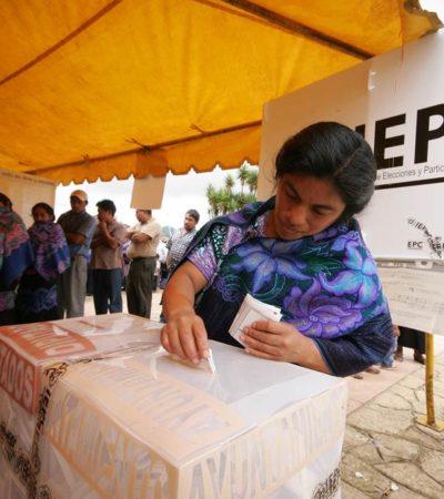 Anula el TEPJF elecciones en 10 municipios de Chiapas; deberán convocar a nuevos comicios