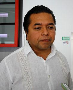 """""""Congreso, a la espera de información sobre concesiones de transporte en Benito Juárez"""", asegura Emiliano Ramos"""