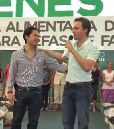 'Renuncia' leal colaborador de Velasco a curul plurinominal por escándalo de 'juanitas' en Chiapas