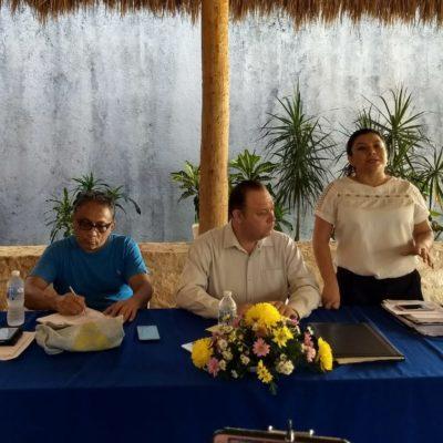 Recibe José Esquivel administración con inconsistencias en Felipe Carrillo Puerto