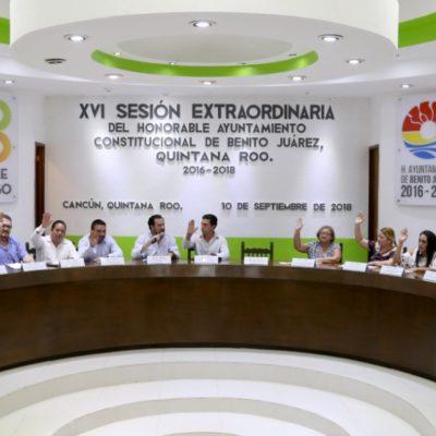 APRUEBA CABILDO PDU DE CANCÚN: A puerta cerrada, regidores votan por unanimidad cambios no especificados en los planes de desarrollo urbano de la ciudad
