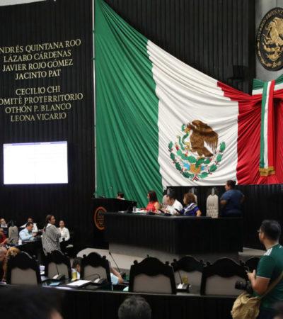 Propone Congreso de QR crear Ley de Austeridad y Ahorro para el estado y sus municipios