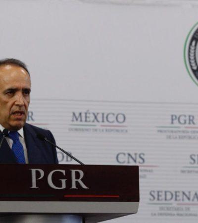 Va PGR por más ex funcionarios de Veracruz que sirvieron de prestanombres a Javier Duarte
