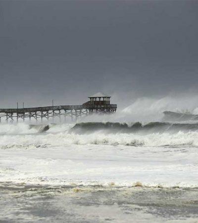 Mengua su fuerza 'Florence', pero tormentas e inundaciones a su paso podrían ser fatales en EU
