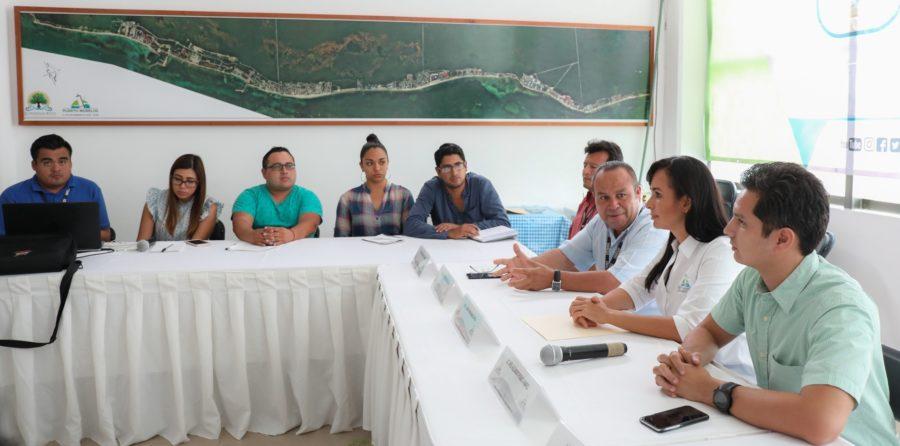 En dos años, se logró un catastro moderno para Puerto Morelos