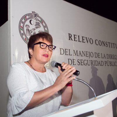 Revisaremos a fondo el gobierno que recibimos, advierte Laura Beristaín