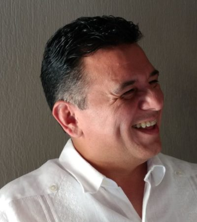 Niega Fredy Marrufo que nuevo ordenamiento territorial genere hacinamiento