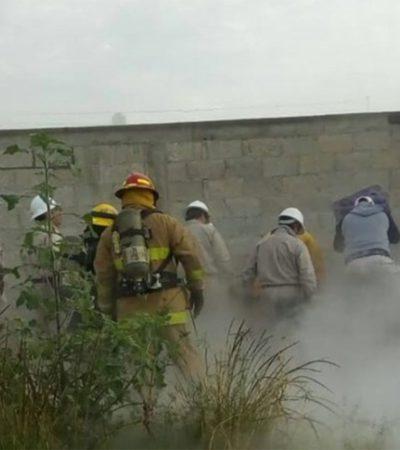 Mantendrá Puebla alerta luego de controlar fuga de gas que obligó a abrir dos albergues y a suspender clases