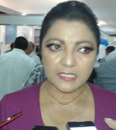 Sedetur perdió otros 6 mdp para Xcabal, asegura Gabriela Angulo; suman 30 mdp que no serán usados para la detonación del atractivo turístico en la zona sur