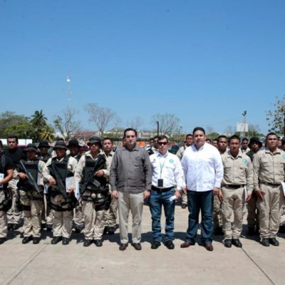 Muestran policías en Tabasco proclividad al delito; preventivos y ministeriales sin confianza