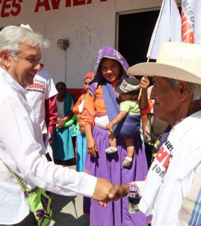 A GASTAR SUELA: Recorrerá AMLO el país durante más de 70 días en la 'gira del agradecimiento' que iniciará el 16 de septiembre