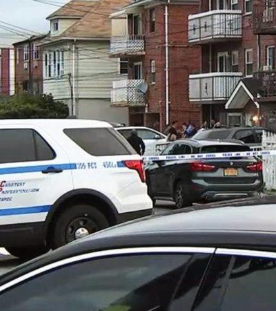 Reportan cinco apuñalados en guardería nocturna de Nueva York, incluyendo tres bebés