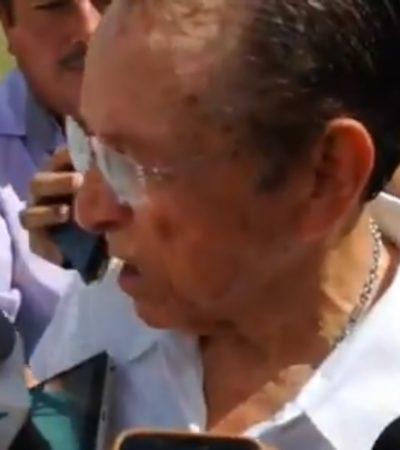 A Hernán Pastrana, presidente municipal electo de Chetumal, le inquieta la  falta de pago a trabajadores del Ayuntamiento