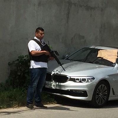 Revela Fiscalía de Tabasco identidad del asesino material de Juan Carlos Huerta, periodista y empresario radiofónico