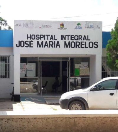 Obligan a pacientes del hospital de Morelos a pagar antes de ser atendidos