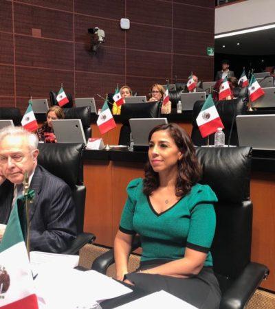 Anuncia Marybel Villegas primer 'Foro Escucha Quintana Roo' en Cancún