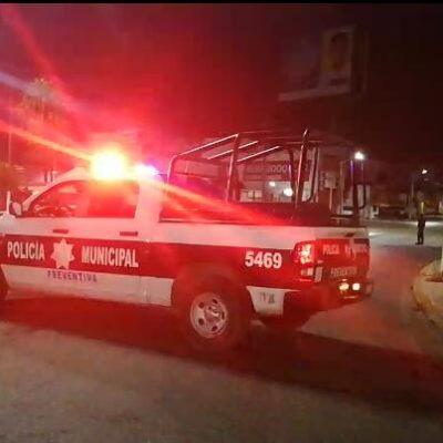 Matan a una persona y lesionan a otraen el 'Bar Golden' de la SM 70 de Cancún