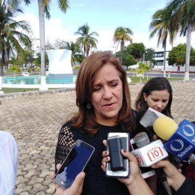 LLEGA MARGARITA ZAVALA AL INFORME DE CARLOS: Pide la ex candidata presidencial verdadera división de poderes en México