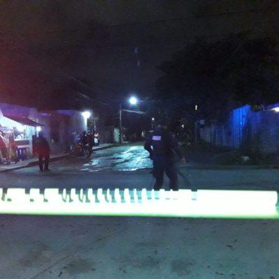 DOS EJECUTADOS MÁS EN CANCÚN: Matan a balazos a dos hombres, uno enla Región 220 y otro en la colonia Tres Reyes