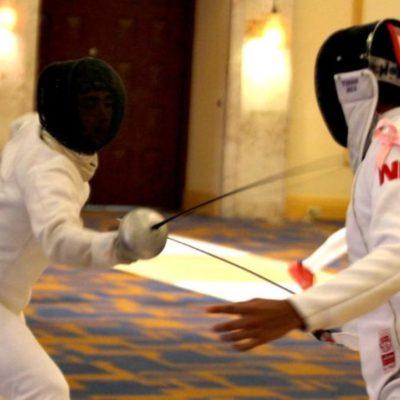 Cerrará el mes patrio con la Copa del Mundo de Esgrima; deportistas de 25 países competirán en Cancún