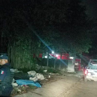 EJECUCIÓN 60 DEL AÑO EN PLAYA: Matan de tres balazos a una mujer en la colonia Ejidal