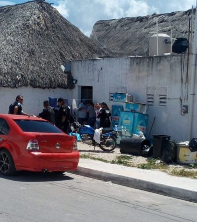EJECUTAN EN CHICXULUB A EMPRESARIO PROCEDENTE DE PLAYA: A diferencia de QR, en Yucatán detienen a los presuntos responsables en cuestión de horas