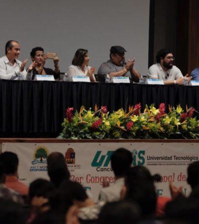 Ponen en alto a la cocina quintanarroense en el Tercer Congreso Internacional de Gastronomía en Cancún