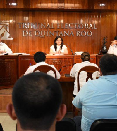 Confirma Teqroo negativa de registro como partido local al Frente de Integración Nacional