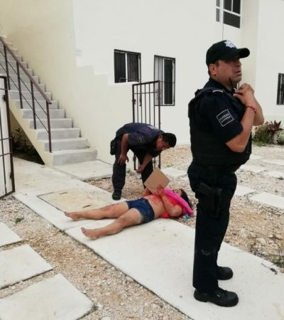 Fallece mujer a la que le habían cortado el cuello en Playa del Carmen