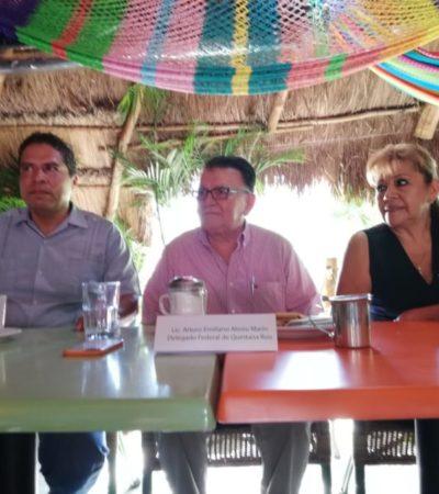 Gobierno federal, estatal y municipal deben asumir su responsabilidad ante el problema del sargazo, asegura el CCE de la Riviera Maya