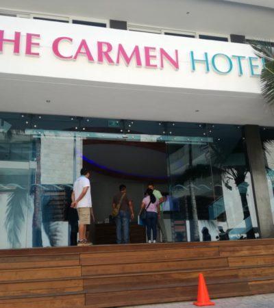 Hallan a turista australiano muerto en hotel de Playa del Carmen