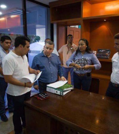 Ratifica Pedro Joaquín como encargado de despacho a secretario de Seguridad Pública de Perla Tun