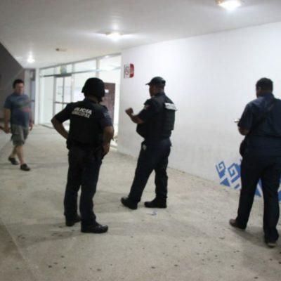 Por invasión, se registran balazos en Puerto Aventuras donde se reportó un herido