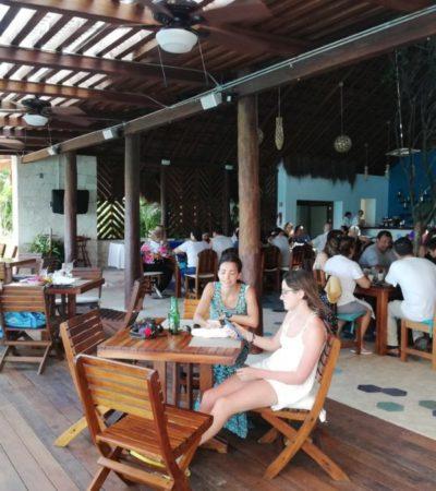 Restaurantes de Cancún mantienen ocupación del 60 por ciento durante esta temporada