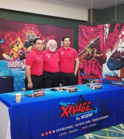 Experiencias Xcaret presenta nuevo parque de aventura extrema en Cancún