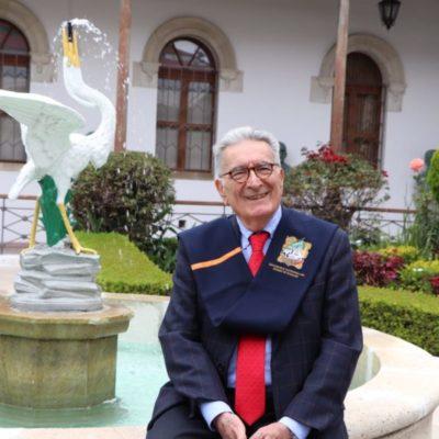 Doctorado Honoris Causa del Instituto de Administración Pública de QR será otorgado a politólogo italiano durante congreso internacional en la Riviera Maya