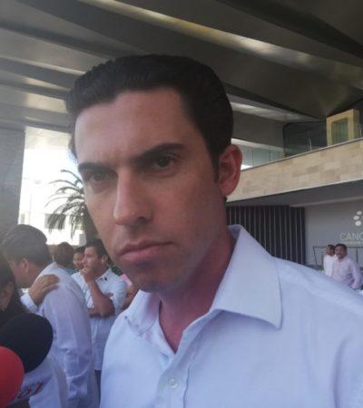 Remberto Estrada se deslinda de la venta del lote junto a playa Delfines