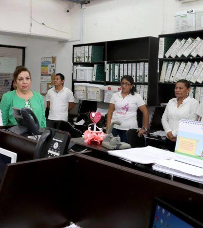 Administración de Remberto dejará 40 mdp en nómina