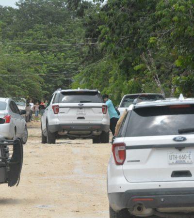 Tras ejecución de comandante antinarcóticos en Playa, catean ministeriales In House; habría dos detenidos