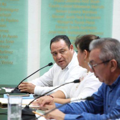 Congreso del Estado determina que Cozumel puede autorizar el convenio para la instalación de luminarias, por no tratarse de una deuda o concesión