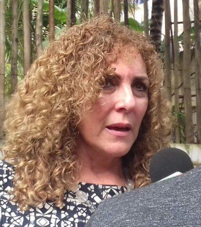 Celebra Luz María Beristain inclusión de Playa del Carmen en programa de AMLO