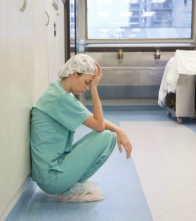 DÍA MUNDIAL PARA LA PREVENCIÓN DEL SUICIDIO: Médicos y residentes son los más expuestos por carga laboral excesiva y acoso